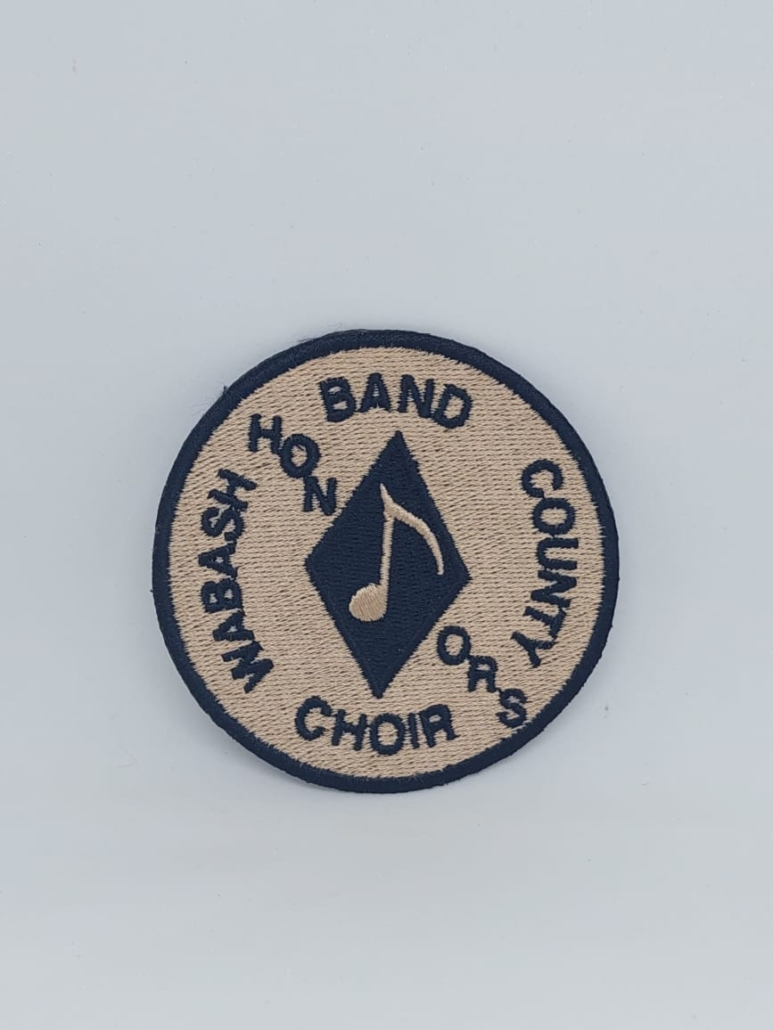 iron on music patches