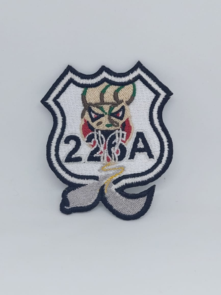 cut out style patch